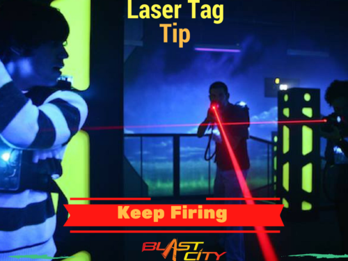 laser tag strategy in California