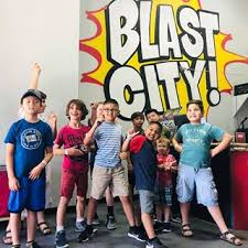 birthday party ideas for boys in California