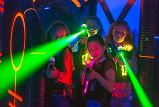 laser tag Los Angeles
