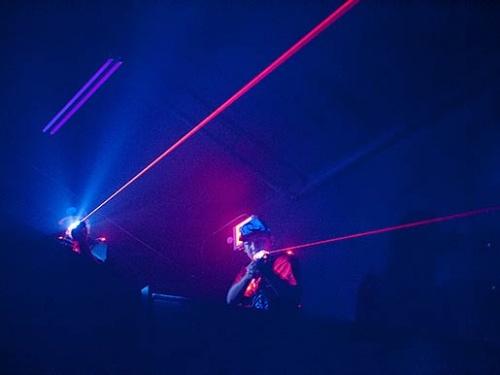 Laser Tag arena in Los Angeles